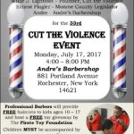 Cut The Violence